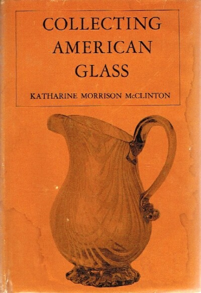 Image for Collecting American Glass