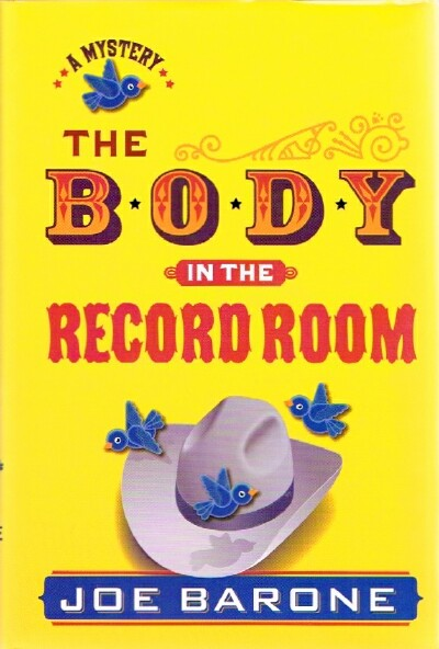 Image for The Body in the Record Room: A Mystery