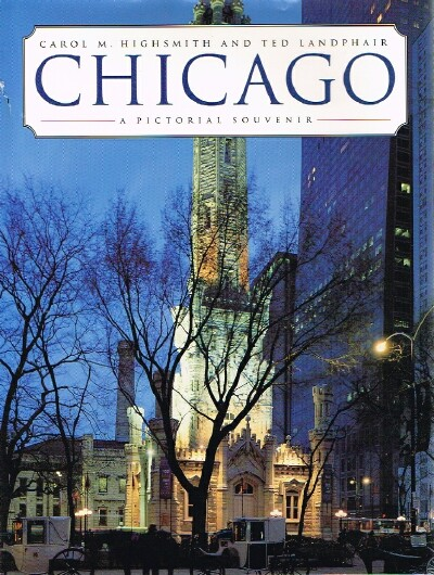 Image for Chicago: A Pictorial Souvenir