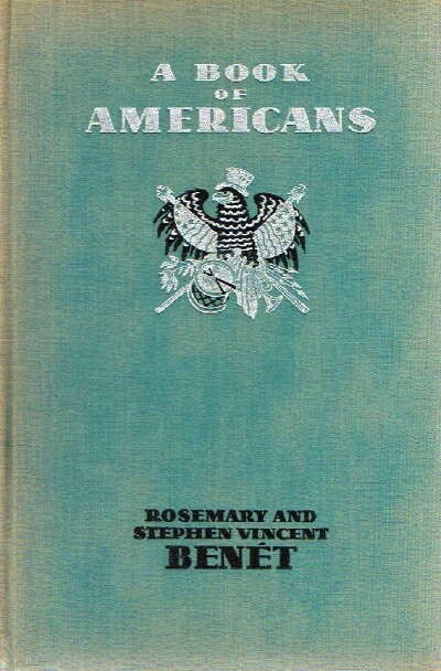Image for A Book of Americans