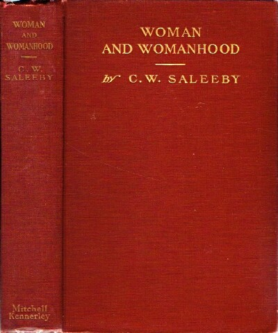 Image for Woman and Womanhood: A Search for Principles A Search for Principles