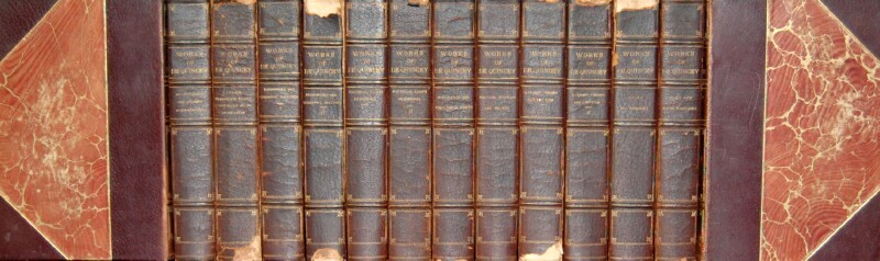 The Collected Writings of Thomas De Quincey (14 Volumes, Complete)