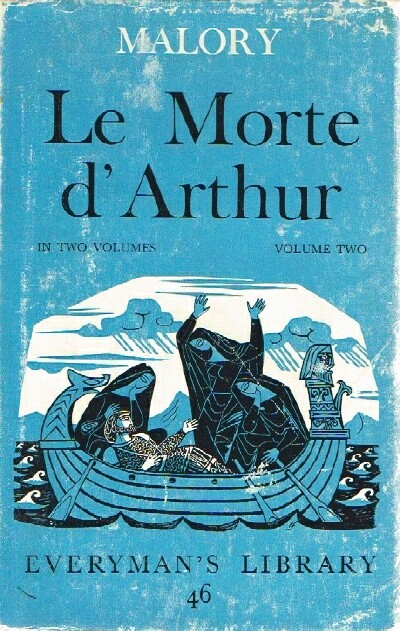 Image for Le Morte D'Arthur (Volume 2, only, of 2)