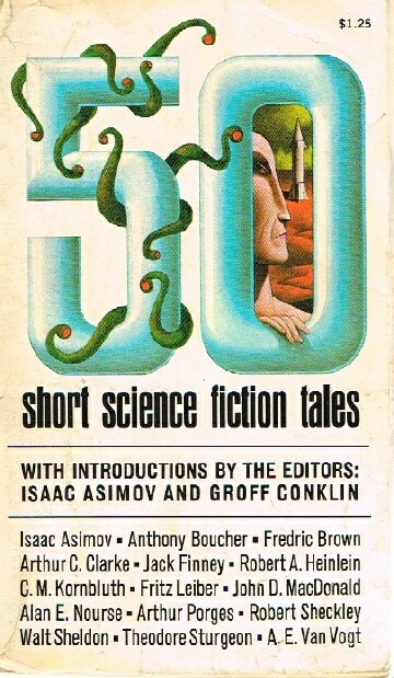 Image for 50 Short Science Fiction Tales