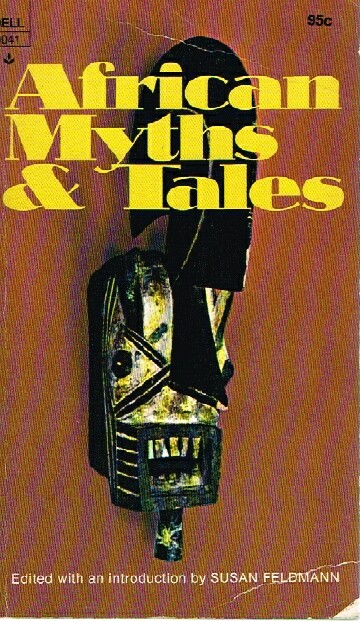 Image for African Myths and Tales