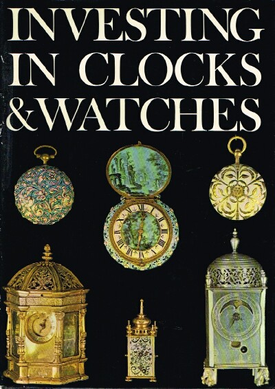Image for Investing in Clocks and Watches