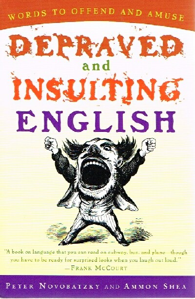 Image for Depraved and Insulting English