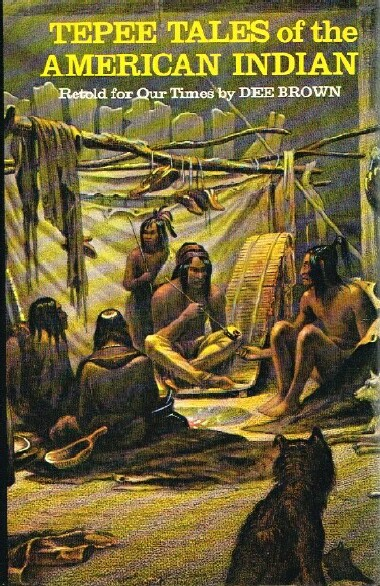 Image for Tepee Tales of the American Indian