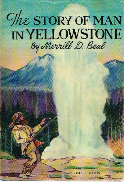 Image for The Story of Man in Yellowstone
