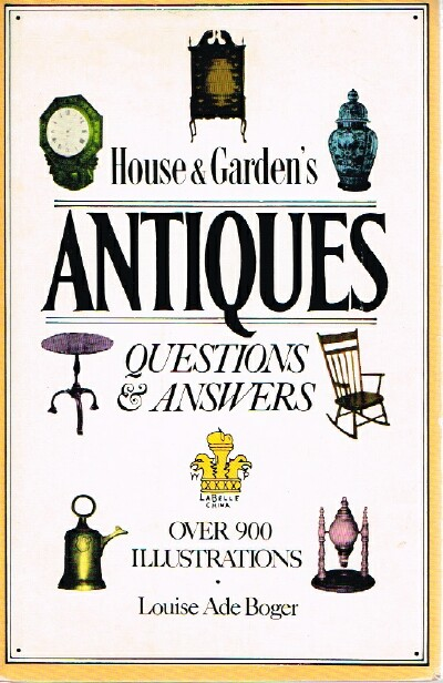 Image for House & Garden's Antiques: Questions & Answers