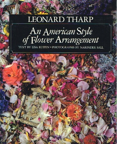 Image for Leonard Tharp  An American Style of Flower Arrangement
