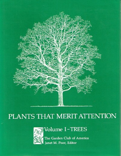 Image for Plants That Merit Attention; Volume I - Trees