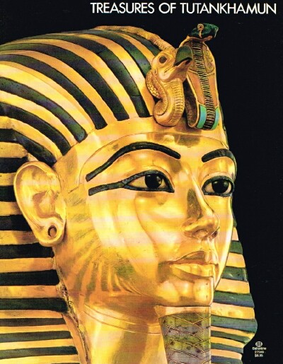 Image for Treasures of Tutankhamun
