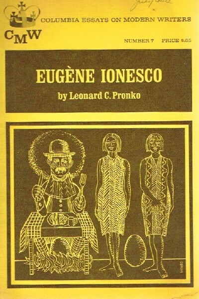 Image for Eugene Ionesco