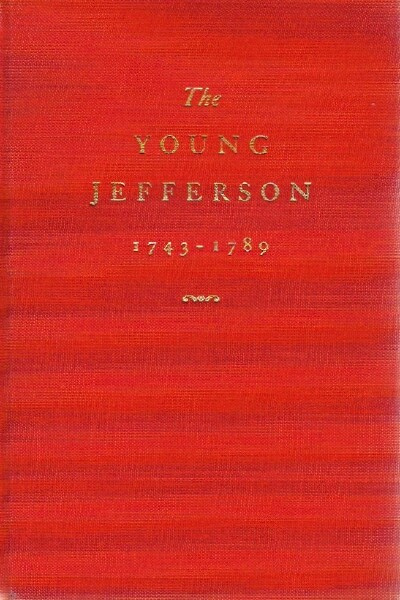 Image for The Young Jefferson 1743-1789