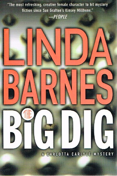 Image for The Big Dig  A Carlotta Carlyle Mystery
