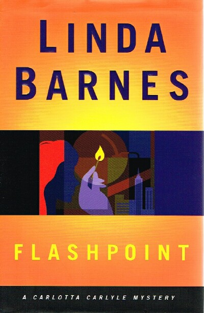 Image for FLASHPOINT  A CARLOTTA CARLYLE MYSTERY