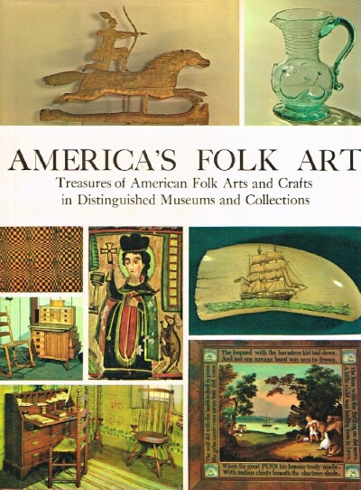 Image for America's Folk Art: Treasures of American Folk Arts and Crafts in Distinguished Museums and Collections