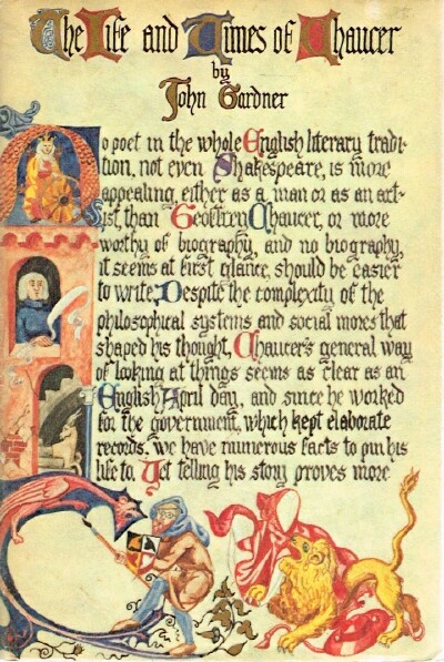Image for The Life and Times of Chaucer
