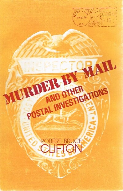 Image for Murder by Mail and Other Postal Investigations