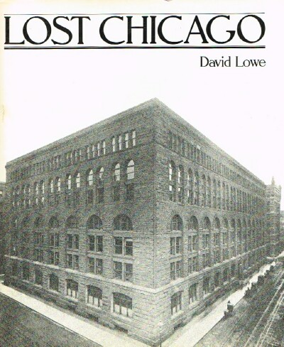 Image for Lost Chicago