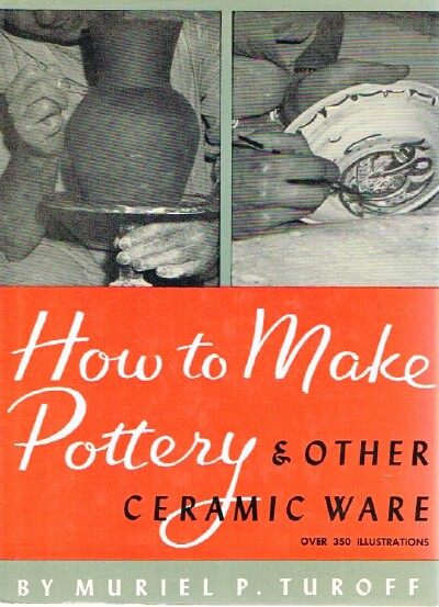 Image for How to Make Pottery & Other Ceramic Ware