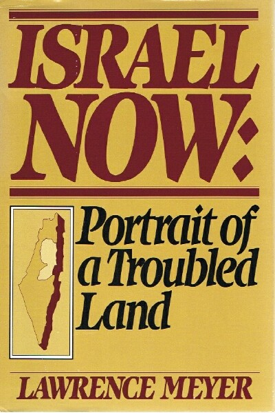 Image for Israel Now:  Portrait of a Troubled Land