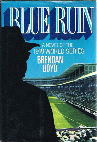 Image for Blue Ruin:  A Novel of the 1919 World Series