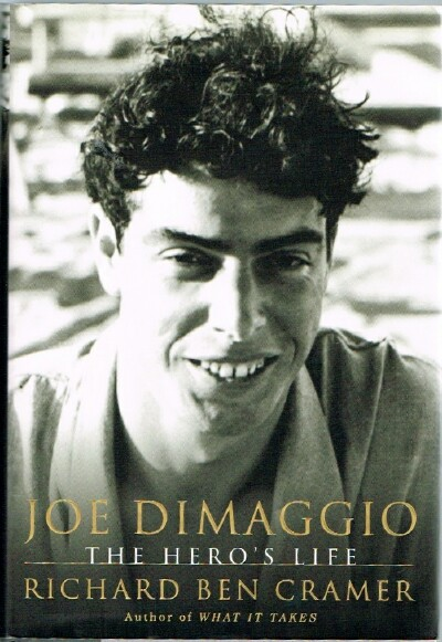 Image for Joe DiMaggio  The Hero's Life