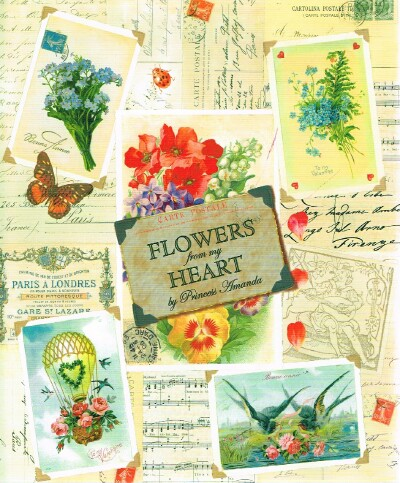 Image for Flowers From My Heart
