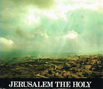Image for Jerusalem the Holy