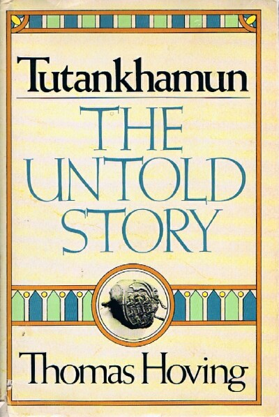 Image for Tutankhamun, the Untold Story
