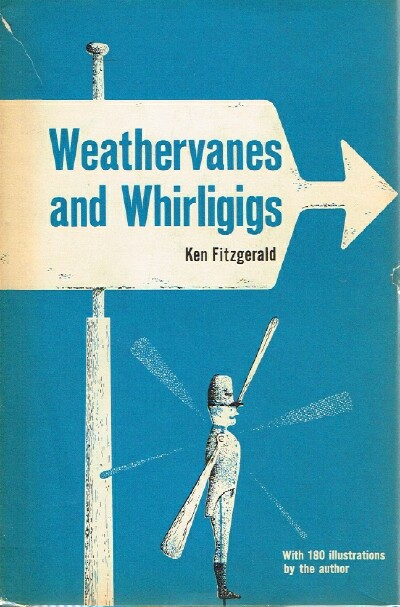 Image for Weathervanes and Whirligigs