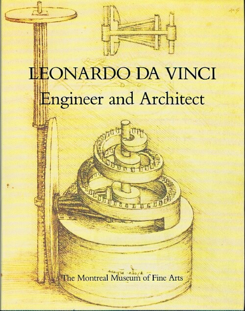 Image for Leonardo Da Vinci: Engineer and Architect