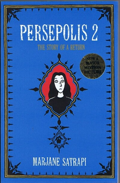 Image for Persepolis 2  The Story of a Return