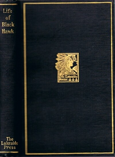 Image for Life of Black Hawk: Ma-Ka-Tai-Me-She-Kia-Kiak