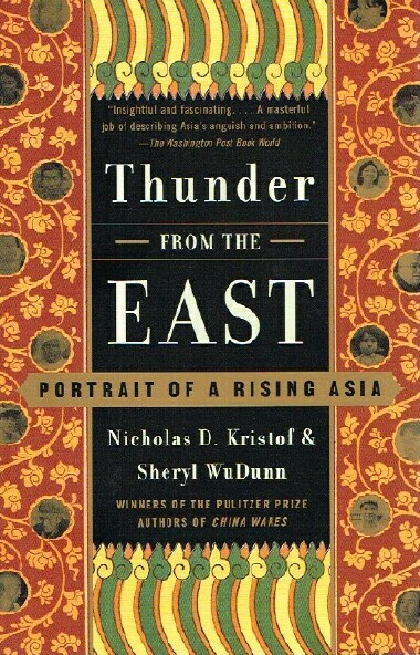 Image for Thunder from the East:  Portrait of a Rising Asia