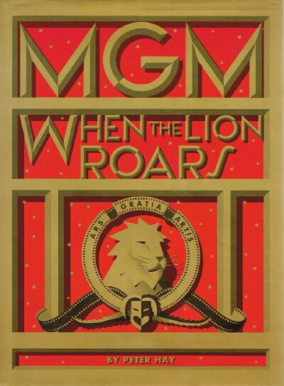 Image for MGM:  When the Lion Roars