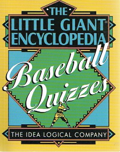 Image for The Little Giant Encyclopedia of Baseball Quizzes