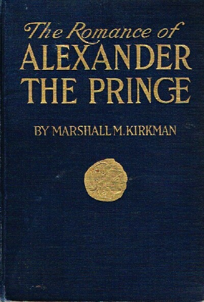 Image for The Romance of Alexander the King