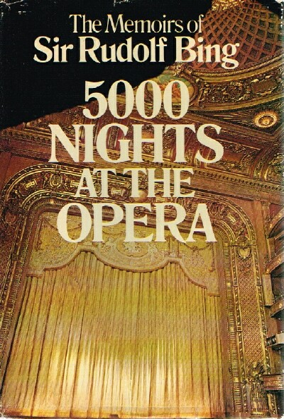Image for 5000 Nights at the Opera