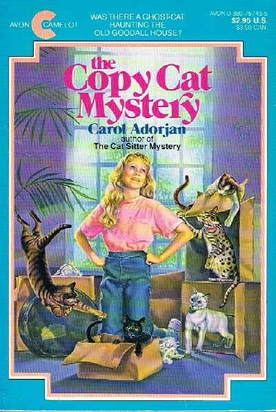 Image for The Copy Cat Mystery