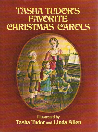Image for Tasha Tudor's Favorite Christmas Carols