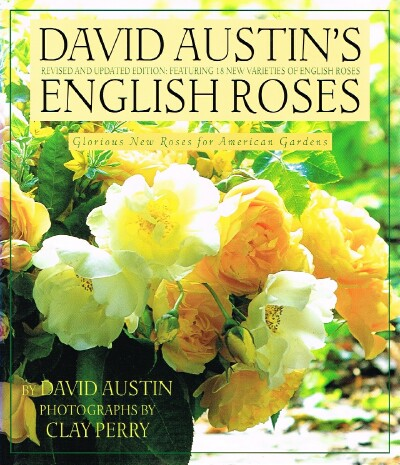 Image for David Austin's English Roses:  Glorious New Roses for American Gardens
