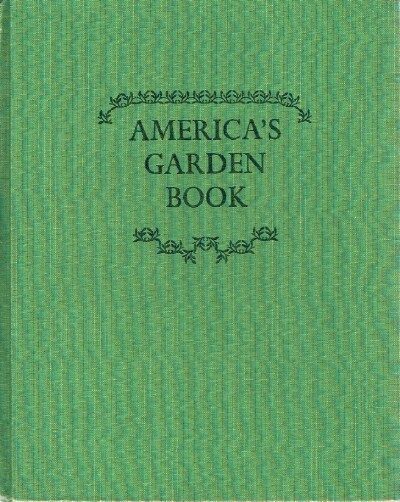 Image for America's Garden Book