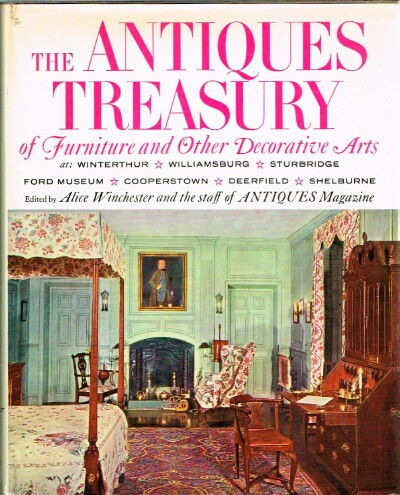 Image for The Antiques Treasury of Furniture and Other Decorative Arts