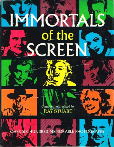 Image for Immortals of the Screen