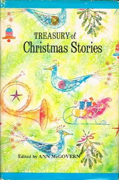 Image for Treasury of Christmas Stories