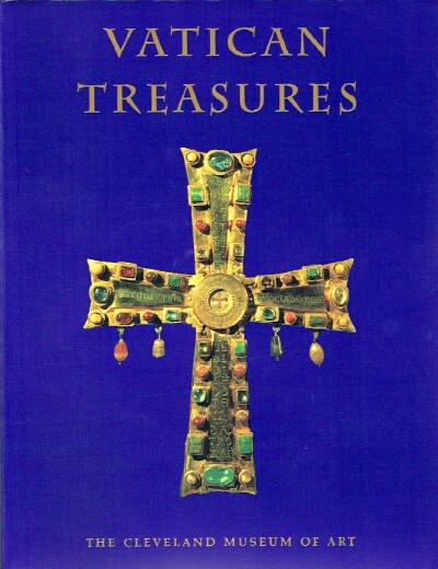 Image for Vatican Treasures; Early Christian, Renaissance, and Baroque Art from the Papal Collections