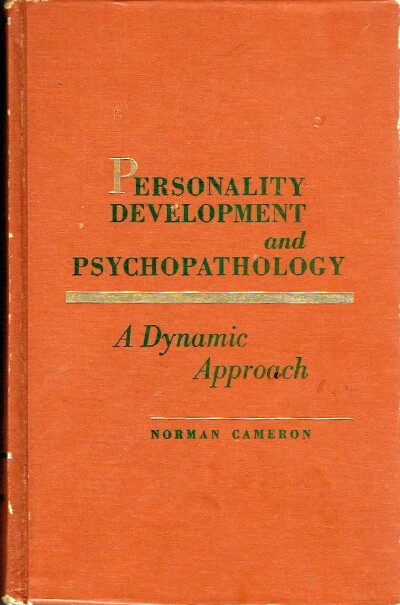 Image for Personality Development and Psychopathology